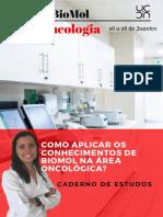 Aula 2 Caderno de Anotações Semana BioMol Na Oncologia