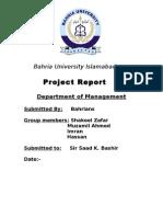 Bahria University Islamabad