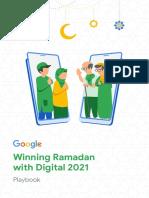 Winning Ramadan With Digital 2021 Playbook