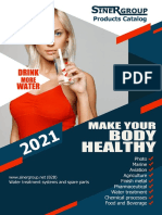 Pentek filters and spare parts catalog