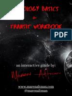 ASTROLOGY BASICS AND TRANSITS WORKBOOK