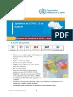 Situation Report N2 Gabon Au 3.04