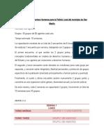 Capacitación en Derechos Humanos para la Policía Local del municipio de San Martín (2)