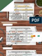 Creación de Calendarios online