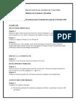 synthese du programme des eclaierurs (1)