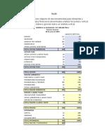 Taller Análisis de Los Estados Financieros