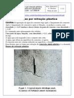 Concreto Retracao Plastica Temperatura de Lancamento Rev 16