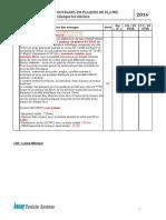 Descriptif ouvrage en plaque de plâtre clinique Les Oliviers