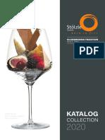 Stölzle Lausitz_Catalogue Collection 2020