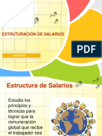 presentación estructura salarial