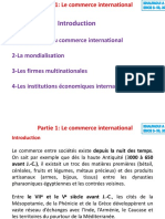 Economie Internationale I 2