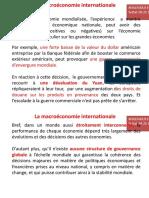 Parie II la macroéconomie  internationale (1)