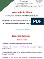 Economie du Maroc