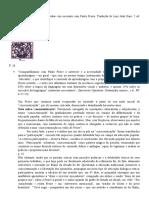 Fichamento de Educação Popular - Um Encontro Com Paulo Freire
