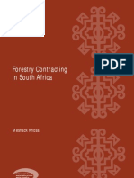 Forestry Contracting in South Africa