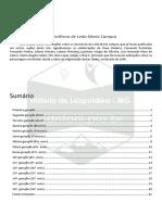 Ascendentes de Leda Maria Campos