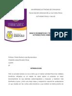 BENEFICIOS Y PERJUICIOS SOBRE DE LA ACTIVIDAD FISICA SOBRE LA SALUD