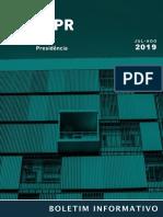 BoletimInformativo_Jul_Ago 2019 - fala da regra de transição nova competência