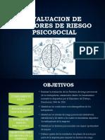 PRESENTACION EVALUACION RIESGO  PSICOSOCIAL (2)