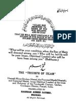 The Triumph Of Islam