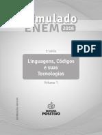 Simulado enem linguas