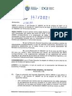 Decreto Estaciones de Frontera