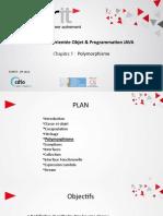 Chapitre5-Polymorphisme
