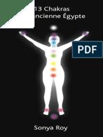 13 Chakra de l'Ancienne Égypte_ Guérir Naturellement (French Edition)