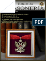 Retales Masoneria Numero 109 - Julio 2020