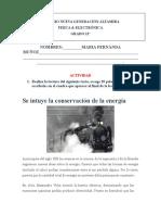 TALLER 2.  SE INTUYE LA CONSERVACION DE LA ENERGIA. ok