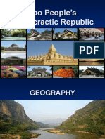 Lao People's Democractic Republic