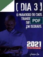 Ebook 3 - O Paradoxo Do Caos. Transformando Dificuldade Em Degraus.docx