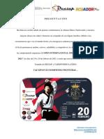 Open Copa Del Rey (Taekwondo 2021)