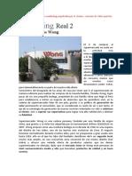 2.- CAE # 7 SUPERMERCADO WONG - Segmentación de Mercados - mercado meta