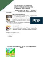 SEGUNDA GUIA LECTURA 2° GRADOcaste