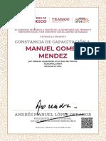 Constancia Manuel