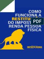 eBook Restituição Irpf