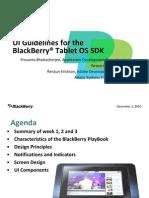 WebcastUserInterfaceGuidlinesforBlackBerryPlayBook