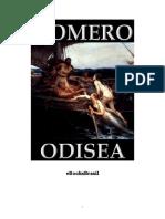 Homero - Odisseia - 557 Páginas