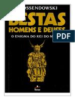 Bestas, Homens e Deuses - o enigma do rei do mundo .pdf - Adobe Reader