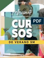 CURSOS DE VERANO SM - PERFECCIONATE EXCLUSIVO NORTE Y CENTRO