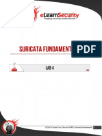 Lab4 Suricata Fundamentals