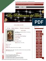 15 El Oso - Numero Quince - Oraculo Leonormand - - Las Revelaciones del Tarot