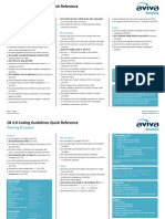 AvSol CSharp 3.0 Coding Guidelines Quick Reference