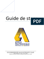1-Guide stage Technicien
