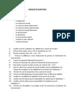BANQUE DE QUESTIONS N° 2 DPI
