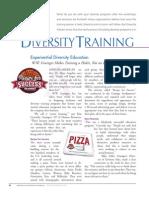 Diversity Journal   Habits of Highly Effective Diversity Training - Jan/Feb 2010