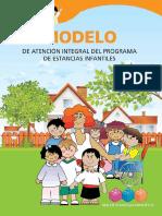 35Modelo de Atencion Integral Del Programa de Estancias Infantiles (1)