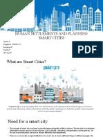 Smart cities- final