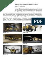 Underground Mining RU